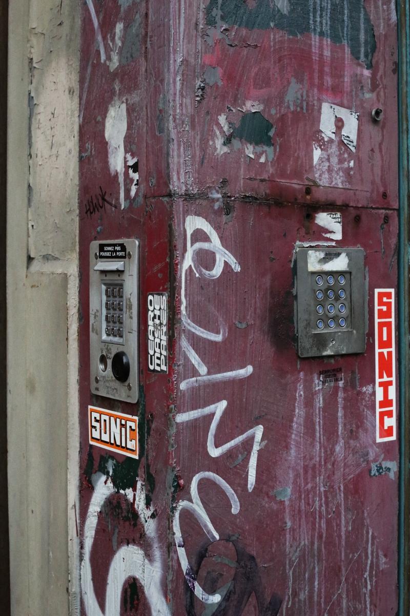into doors